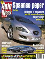 AutoWeek 2000 week 18