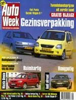 AutoWeek 2000 week 21