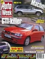 AutoWeek 2000 week 22