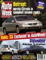AutoWeek 2000 week 25