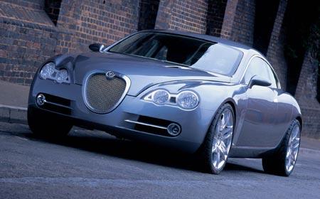 Jaguar C-XF Concept Reloaded - Autoblog.nl