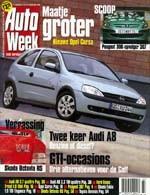 AutoWeek 2000 week 37