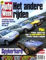 AutoWeek 2000 week 45