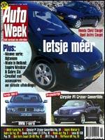 AutoWeek 2001 week 27