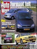 AutoWeek 2001 week 29