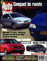 AutoWeek 2001 week 34