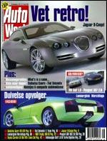AutoWeek 2001 week 38