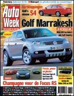AutoWeek 2002 nummer 51