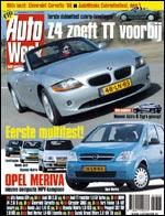 AutoWeek 2003 nummer 18
