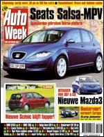 AutoWeek 2003 nummer 28