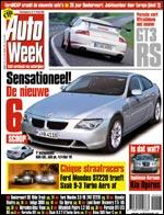 AutoWeek 2003 nummer 29