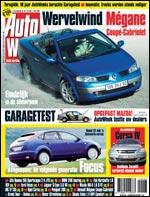 AutoWeek 2003 nummer 40