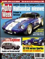 AutoWeek 2003 nummer 50