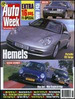 AutoWeek 2001 week 43