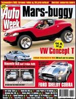 AutoWeek 2004 nummer 4