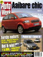 AutoWeek 2000 week 16