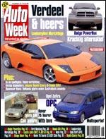 AutoWeek 2001 week 46