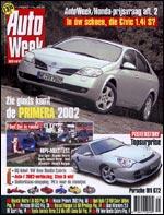AutoWeek 2001 week 49