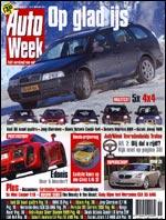 AutoWeek 2001 week 51
