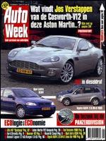 AutoWeek 2002 week 1