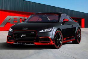 Abt perst 310 pk uit Audi TT