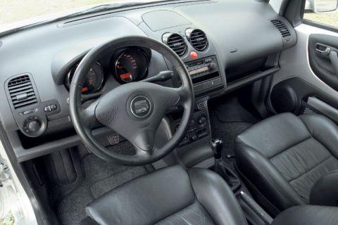Seat Arosa 1.4-16V Sport