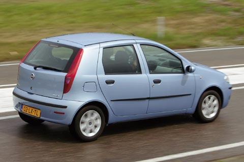 Fiat Punto 1.3 JTD MultiJet Dynamic