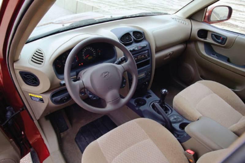 21+ Hyundai Santa Fe 2004 Interior