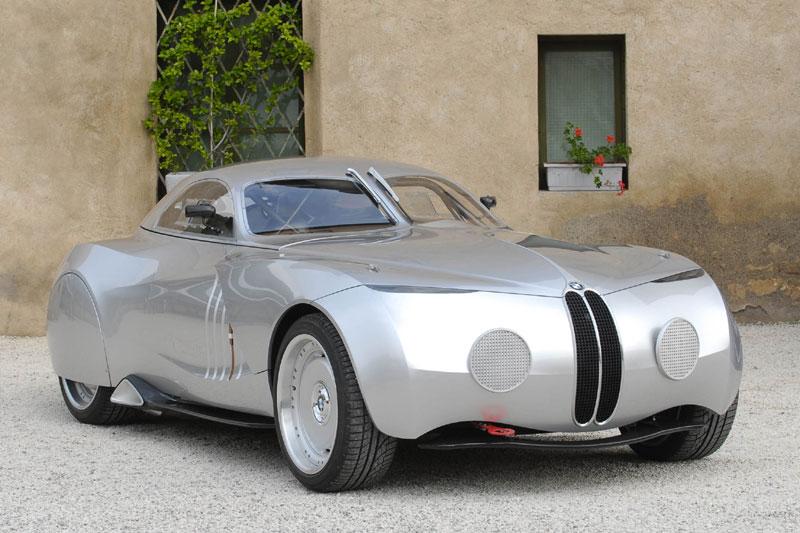 BMW Concept Coupé Mille Miglia 2006 - ClubLexus - Lexus Forum Discussion