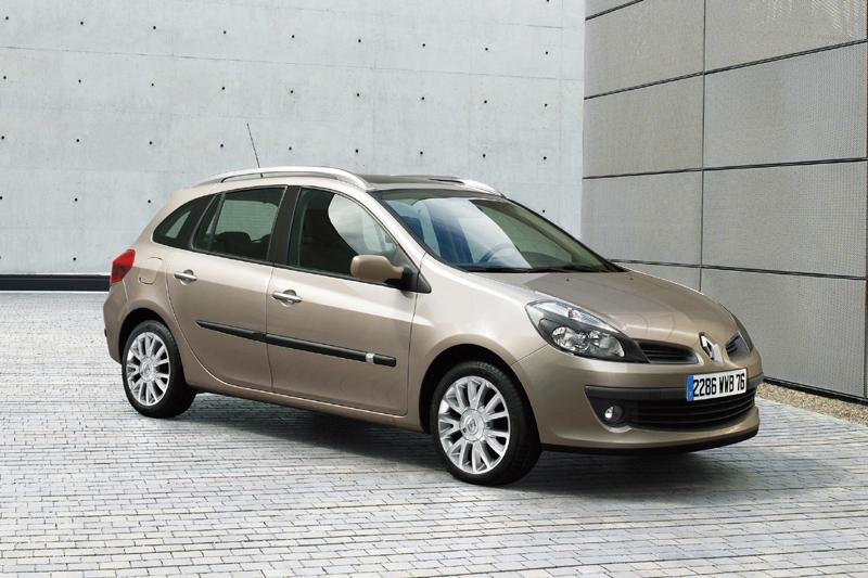 Renault Clio Sport Tourer. Spies : Renault Clio Sport