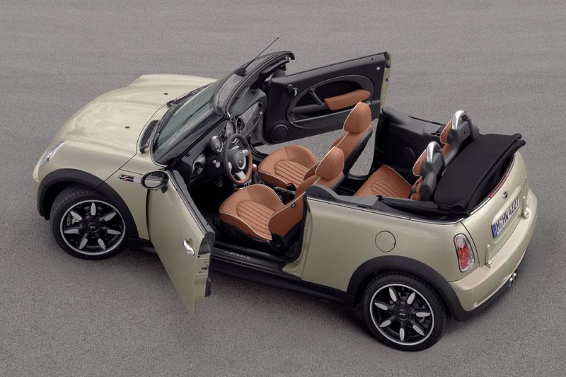 s rie limit e mini cabrio sidewalk forums auto de motorlegend. Black Bedroom Furniture Sets. Home Design Ideas