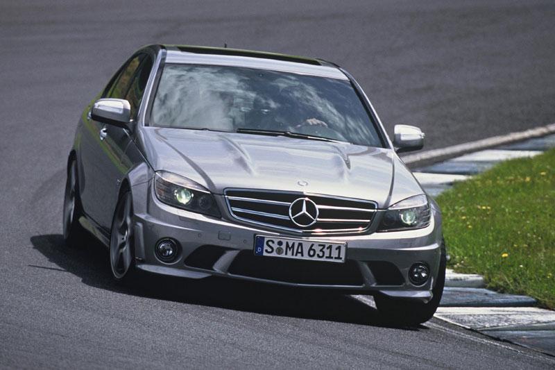 Mercedes Benz c63 AMG - VW GTI Forum / VW Rabbit Forum