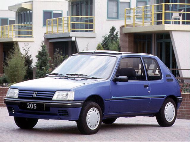 Peugeot 205 Forever 1.1i | Klik voor details