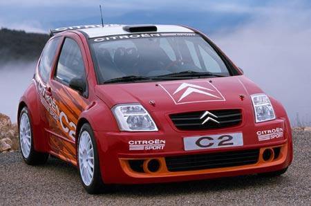 citro n et sa nouvelle c2 sport photos forum sport auto. Black Bedroom Furniture Sets. Home Design Ideas