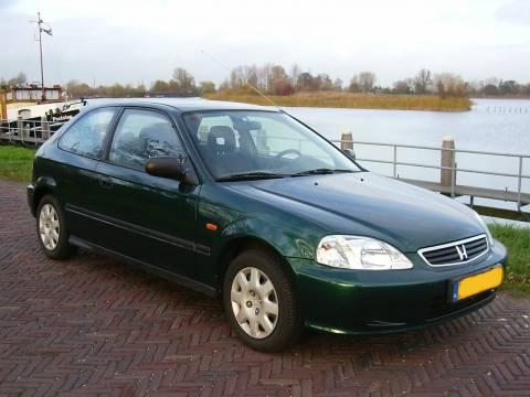 honda civic 1 5i vtec e 1999 gebruikerservaring autoreviews   autoweek nl