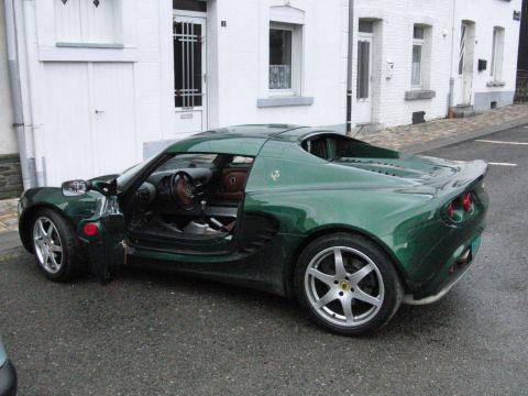 Lotus Elise S 2004 Gebruikerservaring Autoreviews