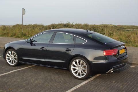 Audi a5 20 tfsi review 2012