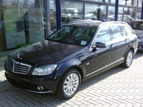 Mercedes Benz C 180 Kompressor Blueefficiency Estate