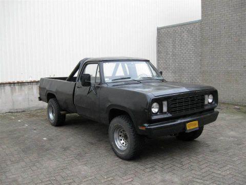 Dodge W200 1977 Gebruikerservaring Autoreviews