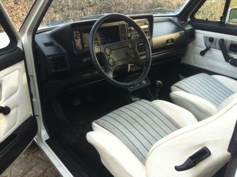 volkswagen golf cabriolet 1986 gebruikerservaring autoreviews. Black Bedroom Furniture Sets. Home Design Ideas