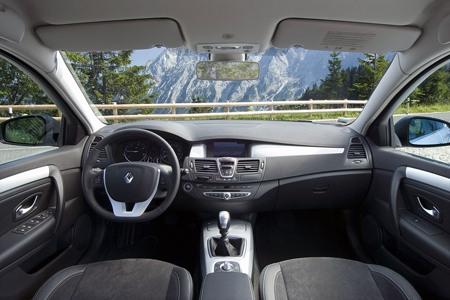 Renault Laguna Estate 1 5 Dci 110 Dynamique 2011