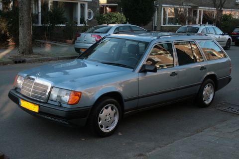 Mercedes benz 300 te 1988 gebruikerservaring for 1988 mercedes benz 300te