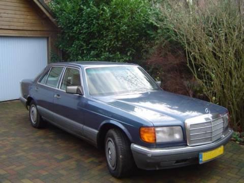 Mercedes benz 260 se 1987 gebruikerservaring for Mercedes benz 260