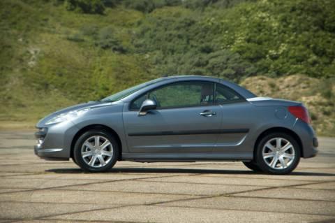 Peugeot 207 Cc Premi 232 Re 1 6 16v Vti 2007