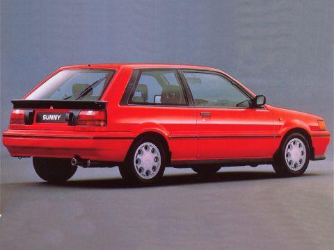 Nissan Sunny 1 8 Gti 16v 1990 Gebruikerservaring