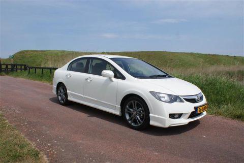 Honda Civic 1 3 Dsi I Vtec Hybrid Elegance 2010